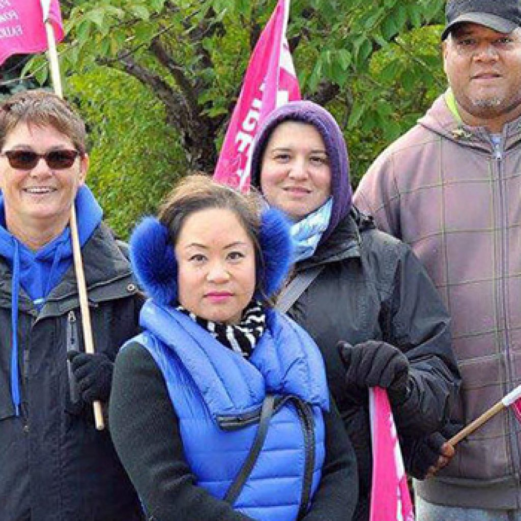 Strike continues as Peel CAS rejects union's proposal for binding arbitration
