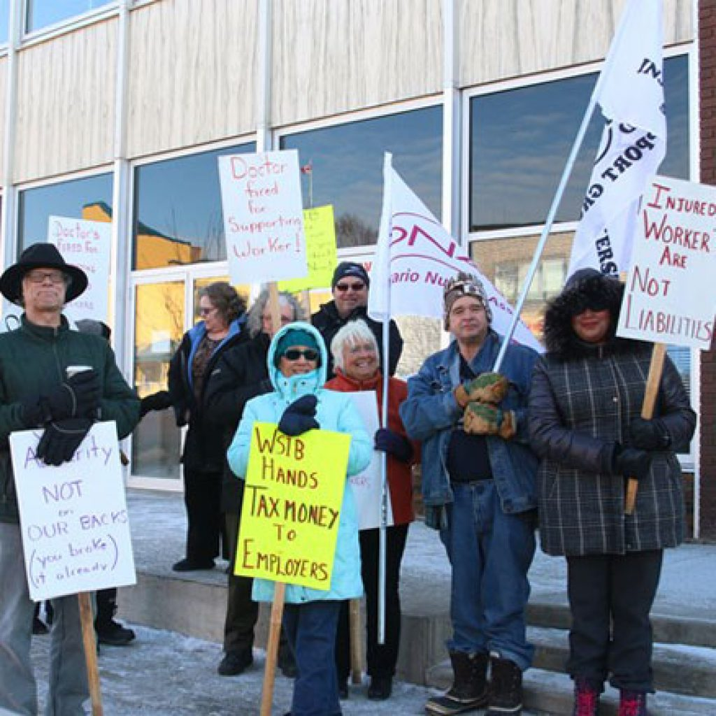 Injured workers want inquiry into WSIB