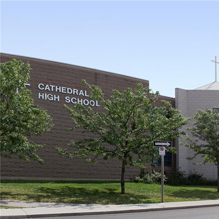 Union: Cathedral high school staff concerned about cancer