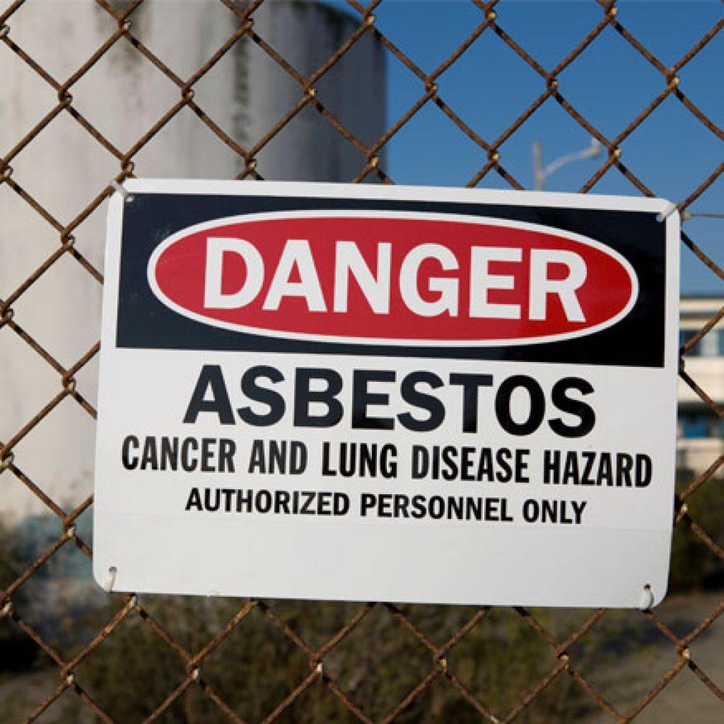 Unions celebrate federal asbestos ban