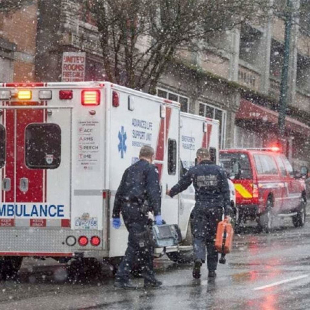 Rise in first-responder suicides leads to calls for better WorkSafe BC coverage