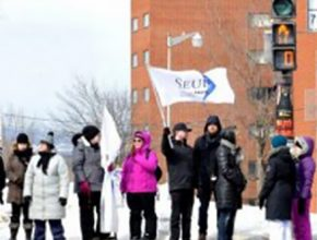 CUPE 2361 - NEWS - CUPE directors call for an urgent meeting with the Minister of Higher Education