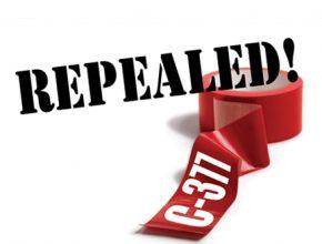 CUPE 2361 - NEWS - Canada's unions celebrate repeal of controversial anti-union legislation