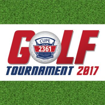 CUPE 2361 - NEWS - Golf Tournament 2