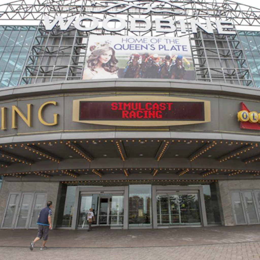 OLG Slots workers at Woodbine Racetrack locked out