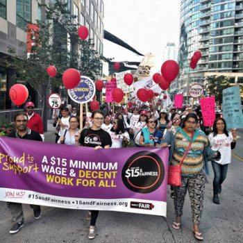 CUPE 2361 - NEWS - After Bill 148 - Making $15 and Fairness an election issue