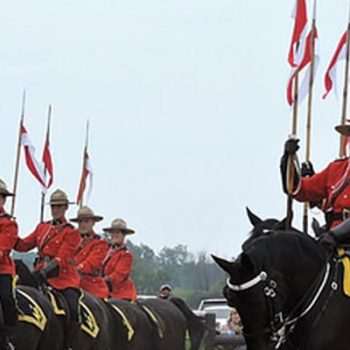 CUPE 5277 - News - Canadian Mounties to the rescue of American workers