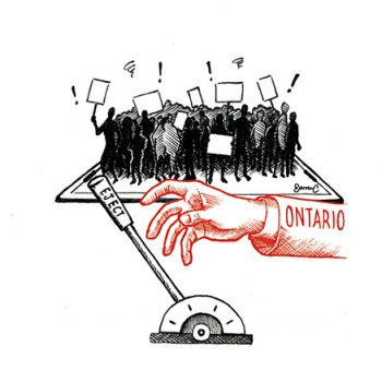 CUPE 2361 - NEWS - Back to work, but for how long