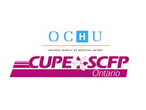 CUPE 2361 - NEWS - alarming rates of violence against Ontario hospital staff