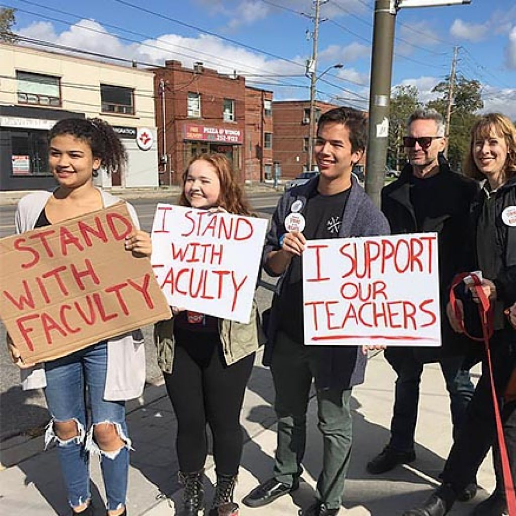 Teachers have a fundamental right to strike