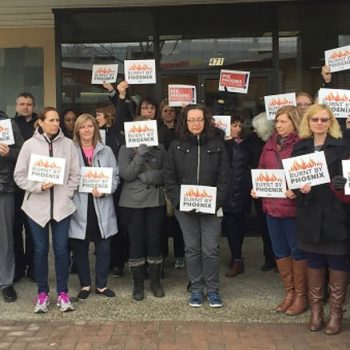 CUPE 2361 - NEWS - Public service union says itтАЩs owed $10M due to Phoenix