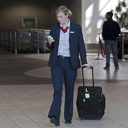 Air Canada flight attendants say they were lined up, graded on appearance: union complaint