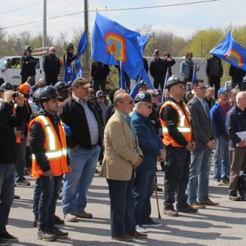 CUPE 2361 - NEWS - Day of Mourning a time to remember