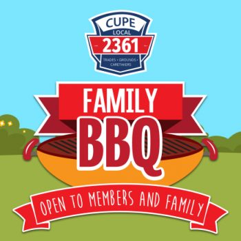 CUPE 2361 - NEWS - Family BBQ
