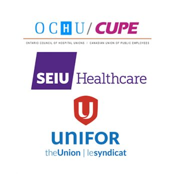 CUPE 2361 - NEWS - Ontario hospital workers win new violence language