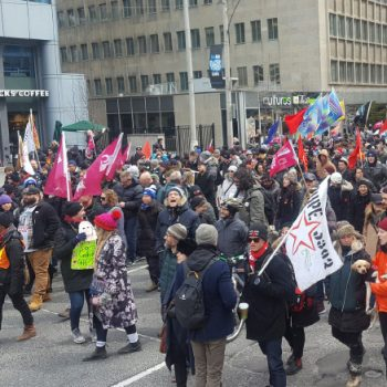 CUPE 2361 - NEWS - Liberals and Tories team up in attempt to violate rights