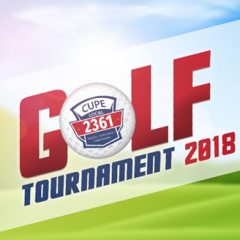 CUPE 2361 - NEWS - CUPE 2361 Golf Tournament