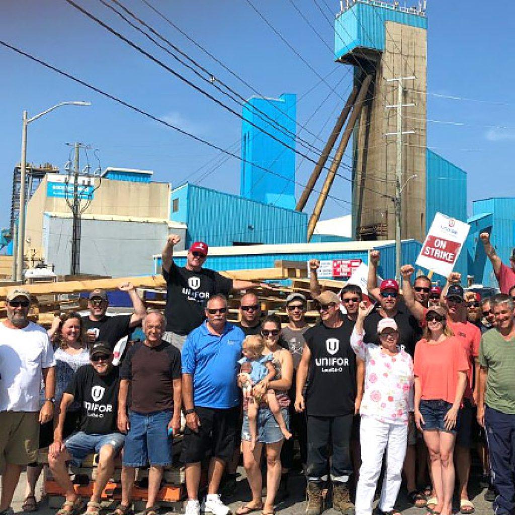 Compass Minerals and Unifor reach tentative deal in Goderich salt mine strike