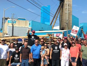 CUPE 2361 - NEWS - Compass Minerals and Unifor reach tentative deal in Goderich