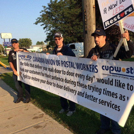 Postal workers union bracing for restructuring at Tecumseh depot