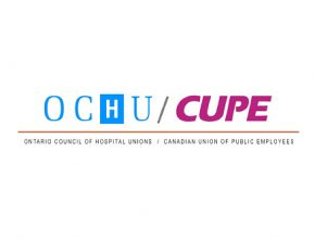 CUPE 2361 - NEWS - Toronto hospital workers call on employer to show respect