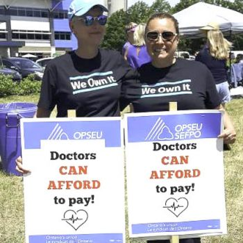 CUPE 2361 - NEWS - Family Health Organization strike continues