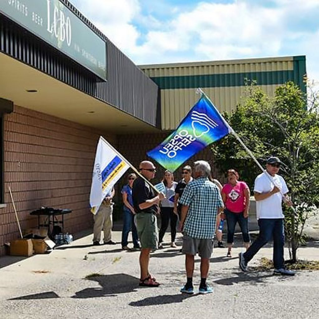 OPSEU President to join rally to save Orono's LCBO
