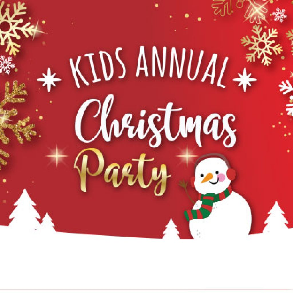 Kids Annual Christmas Party