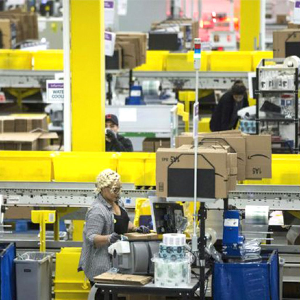 Amazon facing accusations of unfair labour practices in Ontario