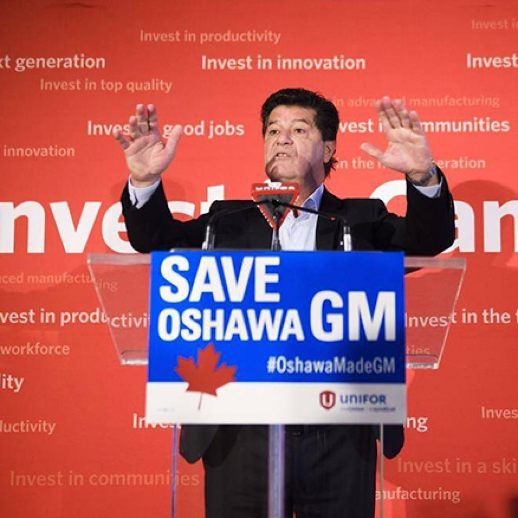 Unifor 'confident' about saving GM jobs in Oshawa