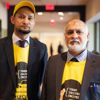 Toronto Uber Drivers Unionized. Here's What They're Fighting For.