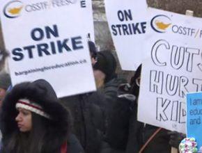 CUPE2361---NEWS---January - On Strike