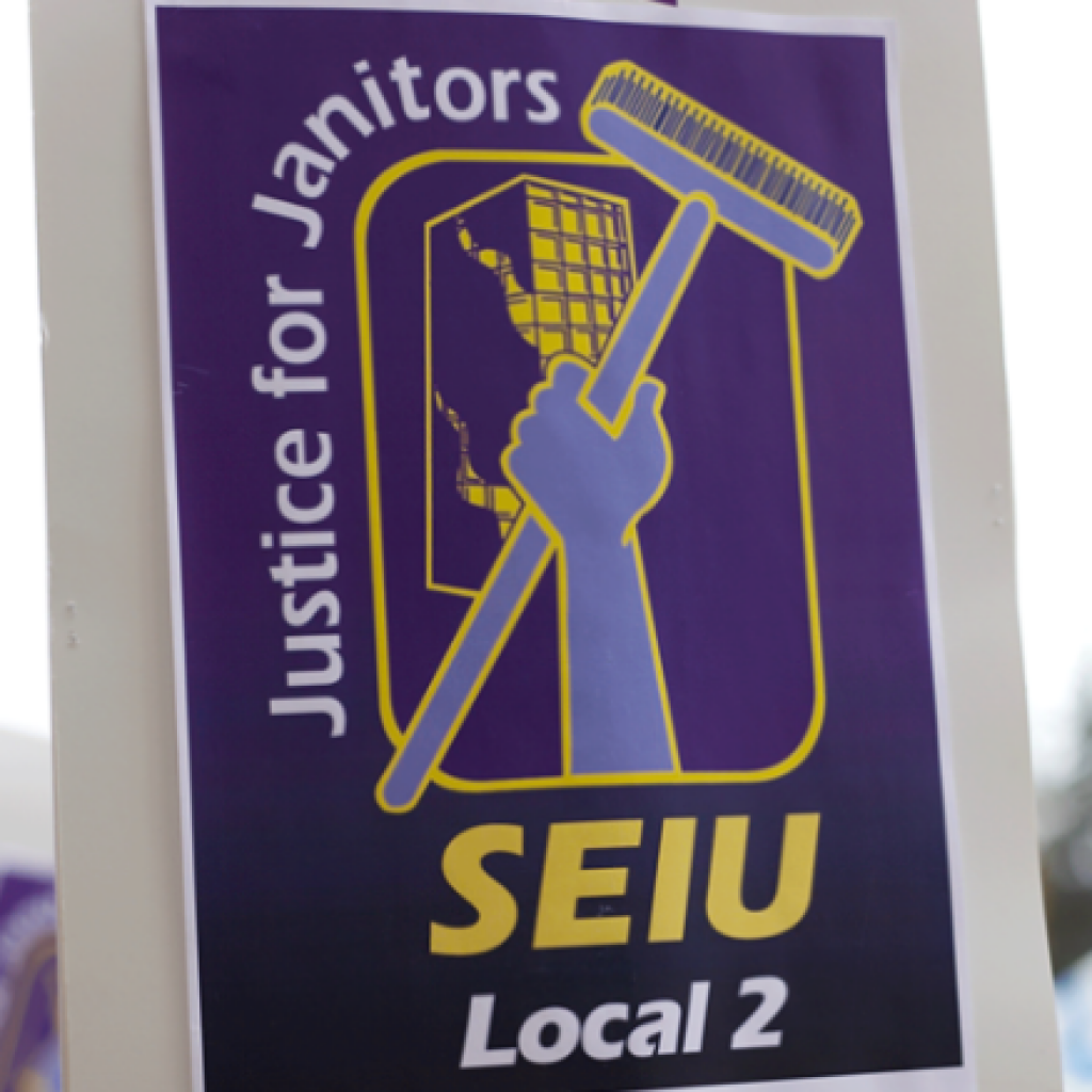 Campaign seeks to improve janitors' work conditions during pandemic