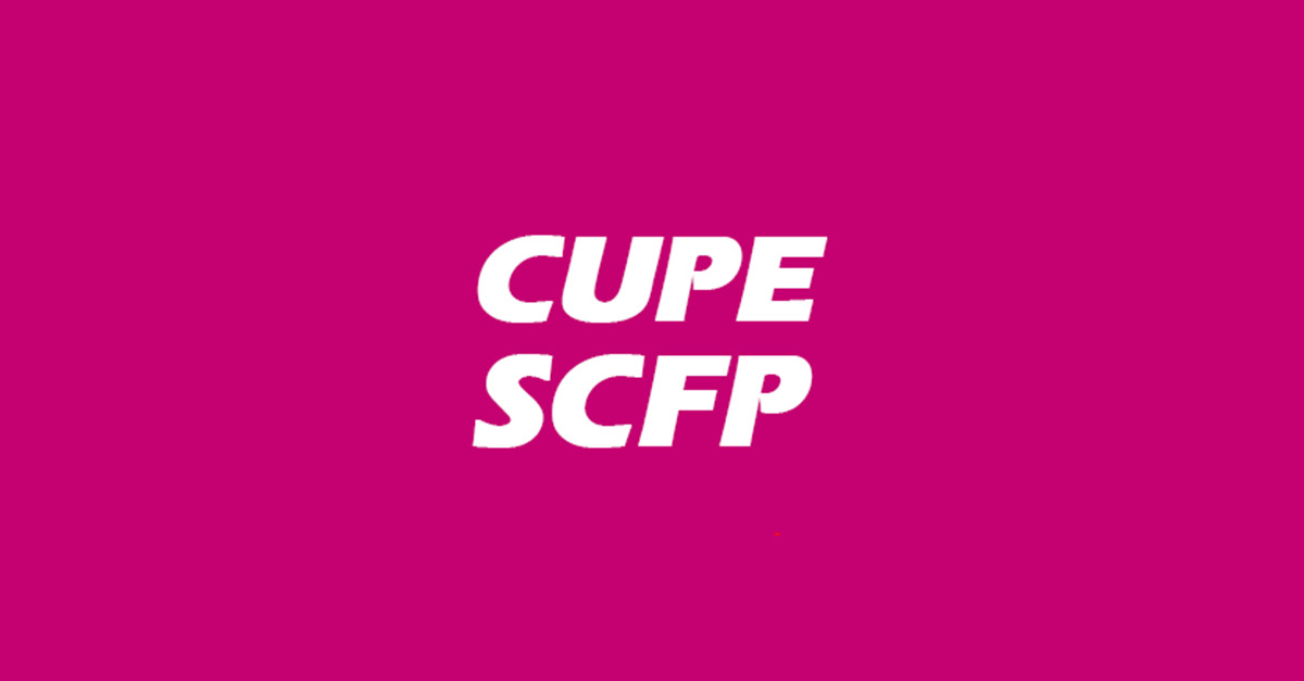 'Working people will change our world for the better': CUPE Ontario's International Workers' Day statement