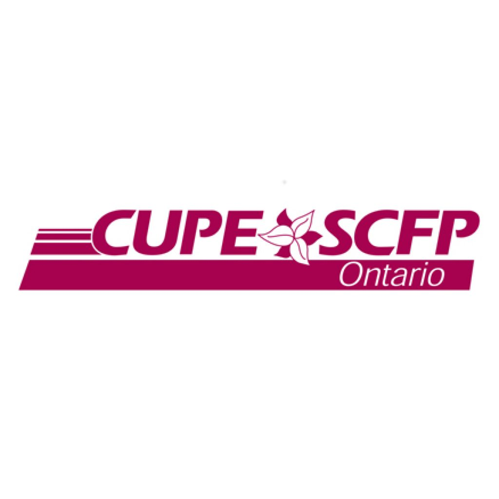 'All workers need paid sick leave now': CUPE Ontario participates in Day of Action to protect workers and communities