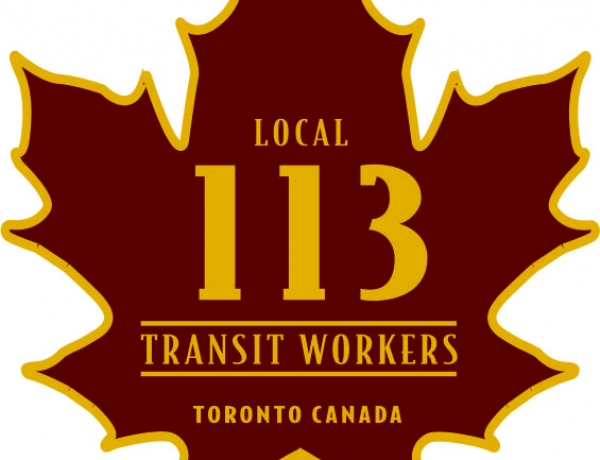 ATU Local 113 Draws Line in the Sand for Toronto's PC MPPs: Are you with TTC Riders or Not?