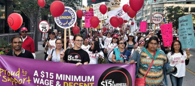 After Bill 148: Making $15 and Fairness an election issue