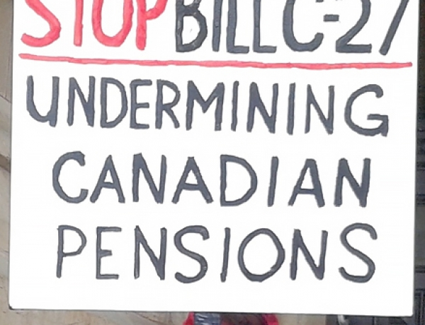 Bill C-27: Paving the way for privatization