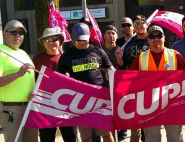 CUPE and City of Cornwall to return to bargaining table