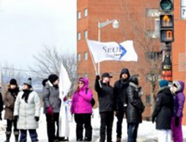 Bonuses for Strikebreakers: CUPE directors call for an urgent meeting with the Minister of Higher Education