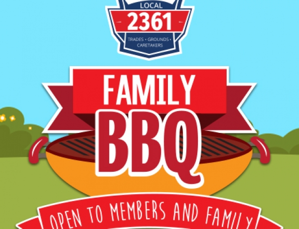 CUPE 2361 Family BBQ