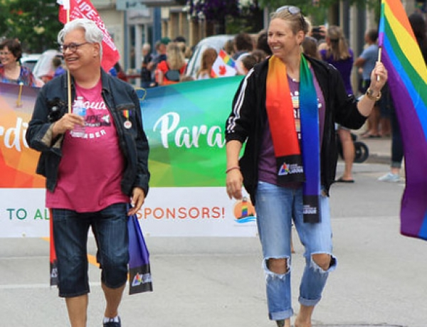 Kincardine Pride 2018 a celebration of inclusion in rural Ontario