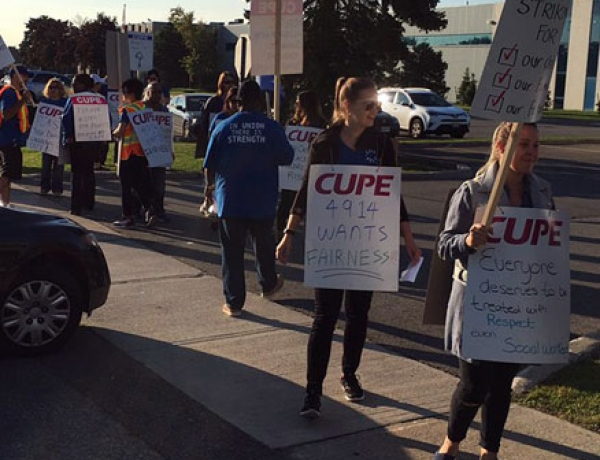 "Peel CAS workers overwhelmingly reject ""final offer"" in supervised vote"