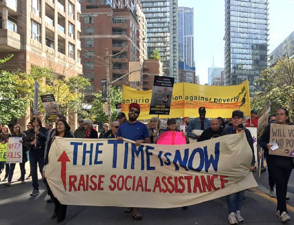 Raise the Rates coalition response to Ford government's announcement on changes to social assistance