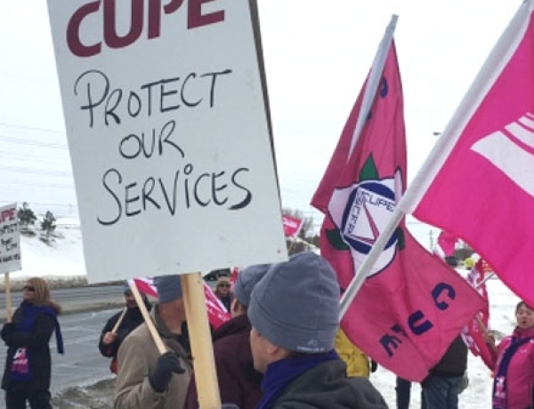 Tentative settlement between CUPE, Canadian Hearing Society