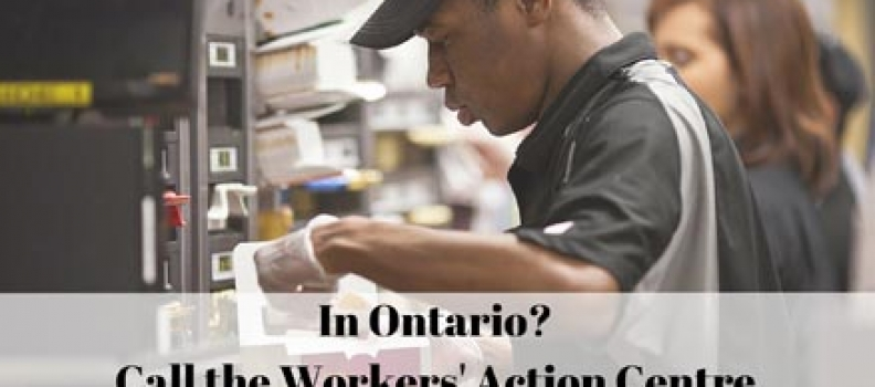 The retaliation must stop against low-wage workers
