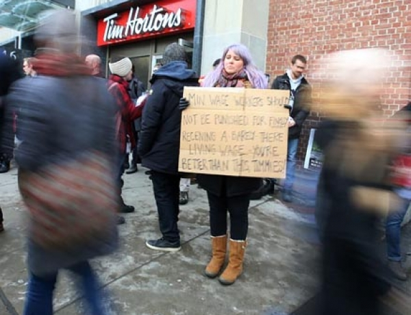 Tim Hortons clawbacks beg the question: who's the boss?