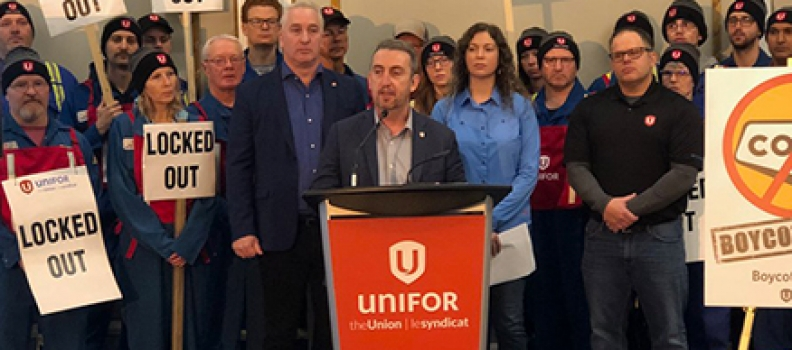 Unifor launches nationwide boycott of all things Co-op