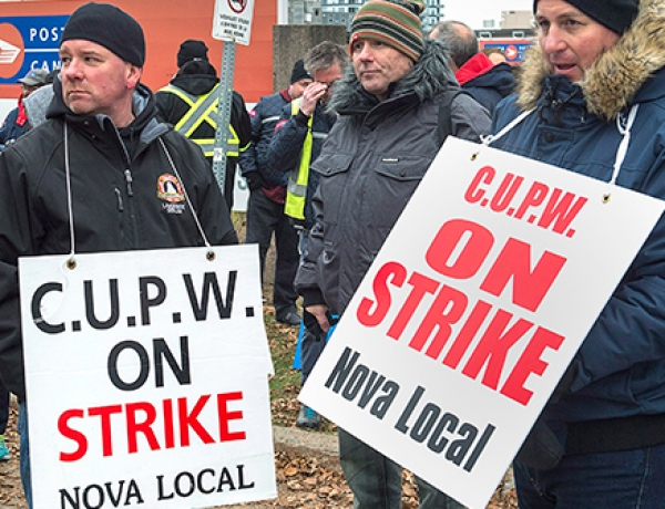 No settlement imminent in Canada Post labour dispute