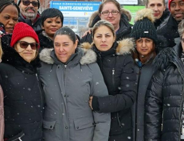 'It's not just teachers': The forgotten workers in Ontario's school strikes
